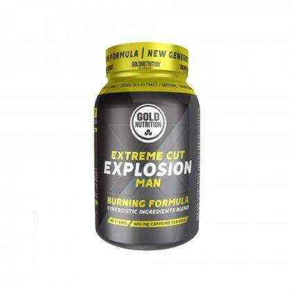 EXTREME CUT EXPLOSION MAN 90 CAPS