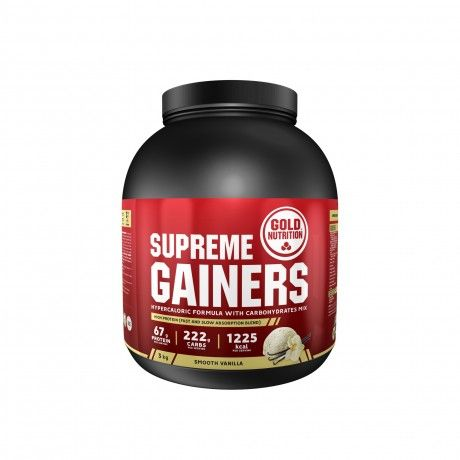 SUPREME GAINERS 3KG