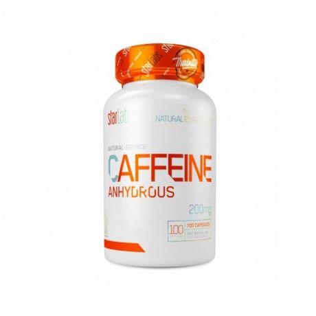 CAFFEINE ANHYDROUS 100 CÁPS