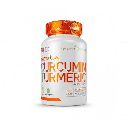 CURCUMIN TURMERIC MERIVA® 30 VCAPS®