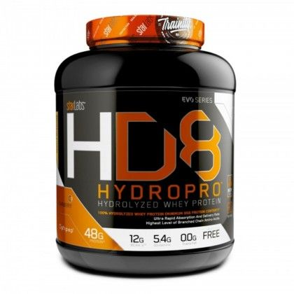 HD8 HYDROPRO 1.81KG, STARLABS NUTRITION