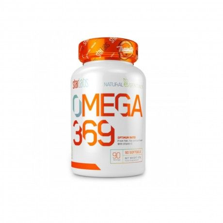 OMEGA 369 90 SOFTGELS