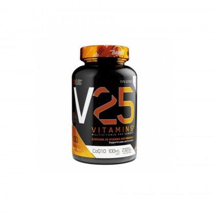V25 VITAMINS 100 CAPS