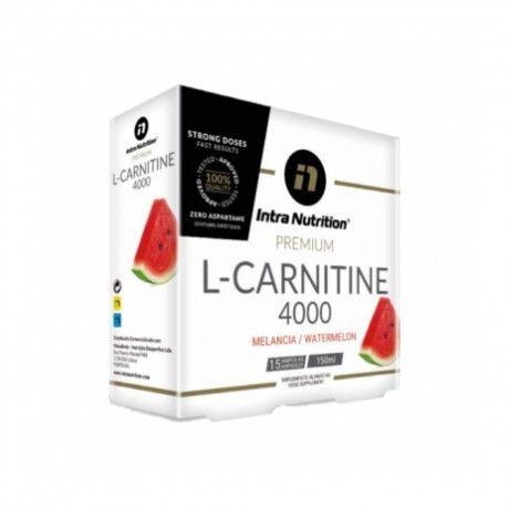 L-CARNITINE 4000 15VIALS