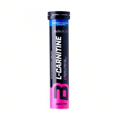 L-CARNITINE EFERVESCENT 20 COMP