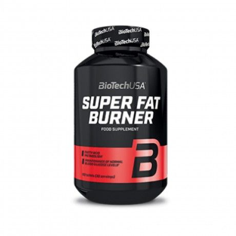 SUPER FAT BURNER 120 CAPS
