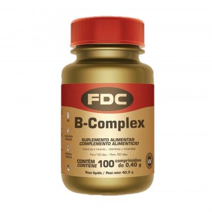 B-COMPLEX 100 COMPS.