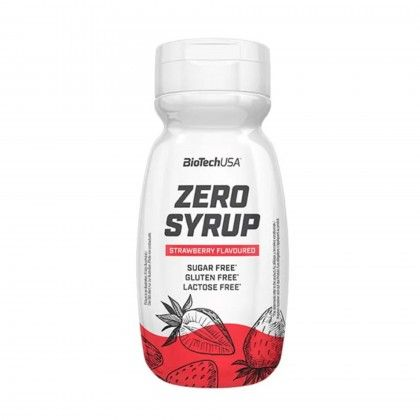 ZERO SYRUP 320ML