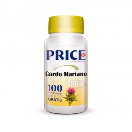 CARDO MARIANO 100 TABLETAS