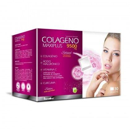 COLAGENO MAXIPLUS 9500MG 30 SAQUETAS