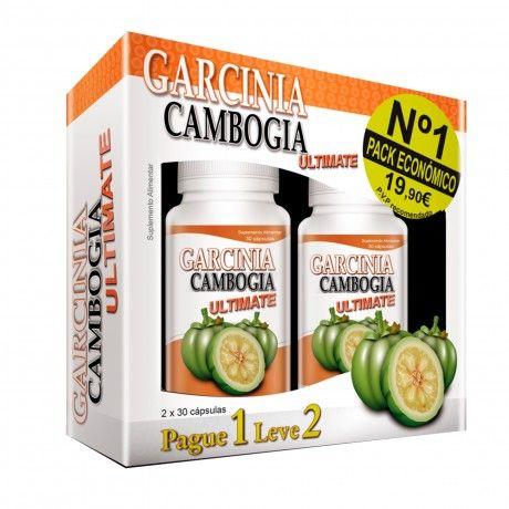 GARCINIA CAMBOGIA ULTIMATE 30+30 CAPS
