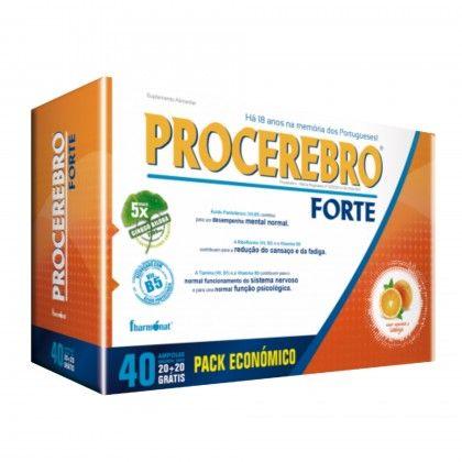 PROCEREBRO FORTE 40 AMP