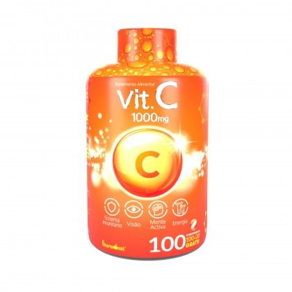 VITAMINA C 1000MG 100+20 COMPS.