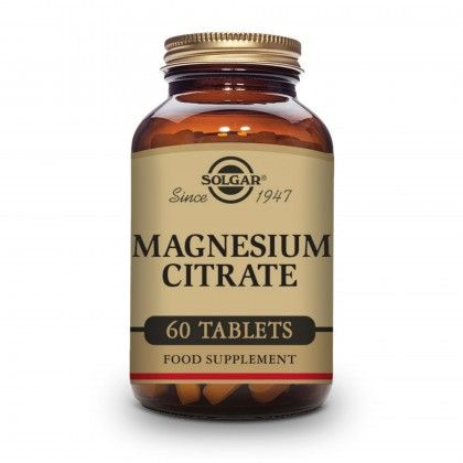 MAGNESIUM CITRATE 60 COMP
