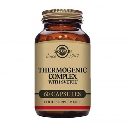 THERMOGENIC COMPLEX 60 VCAPS