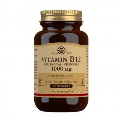 VITAMINA B12 1000 MCG 250 COMPS