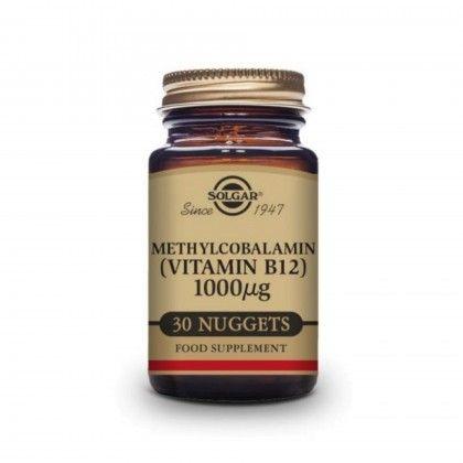 VITAMINA B12 1000 MCG 30 COMPS