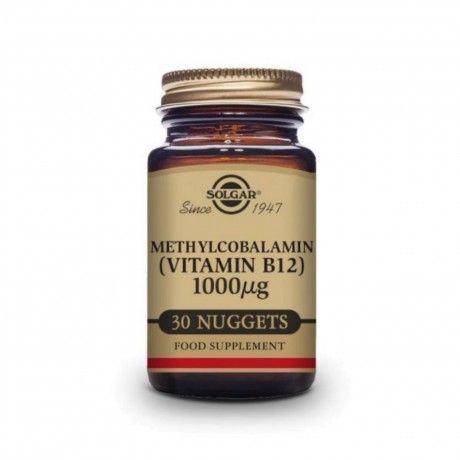 Metilcobalamina (Vitamina B12) 1000 Mcg 30 Comp