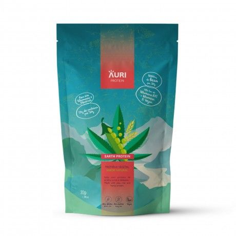 EARTH PROTEIN SABOR NATURAL 450G