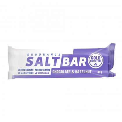 BARRAS ENDURANCE SALT BAR 40G