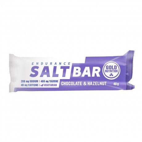 BARRAS ENDURANCE SALT BAR 40G
