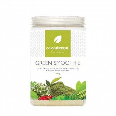 GREEN SMOOTHIE 400G