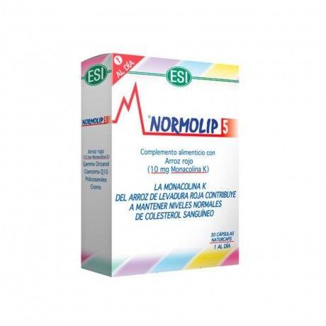 NORMOLIP 30 CAPS