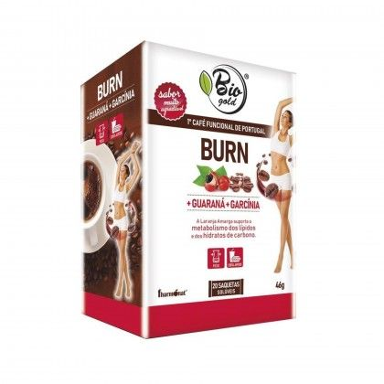 CAFE FUNCIONAL BURN 20 SAQ.