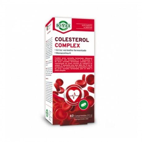COLESTEROL COMPLEX 60 COMPS.