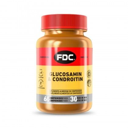 GLUCOSAMIN + CONDROITIN  60 COMPS.