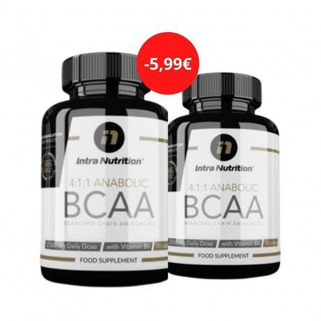 PACK ANABOLIC BCAA 90+90 CAPS