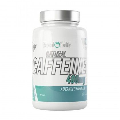 Cafeína Natural 400mg 90 Caps