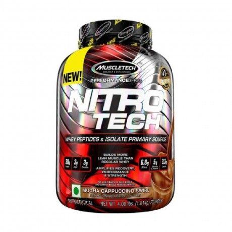 Nitro-Tech Performance Series 1.81KG