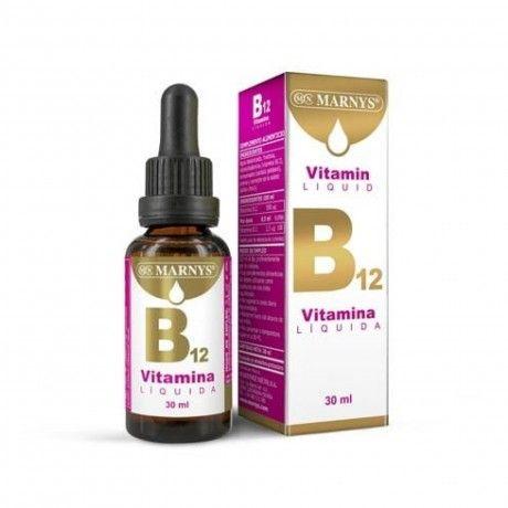 Vitamina B12 Líquida 30ml