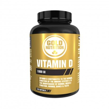 Vitamin D 120 Softgels