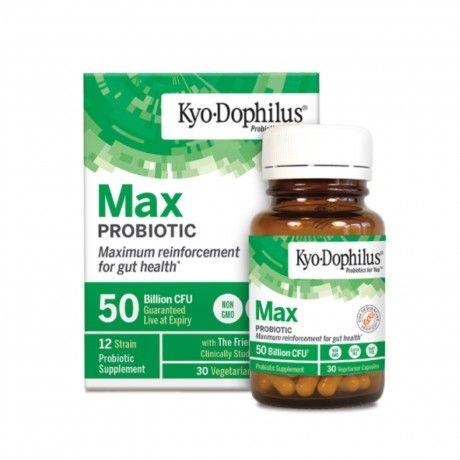 Max Probiotic 30 caps.