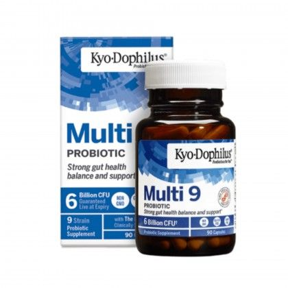Multi 9 Probiotic 90 caps.