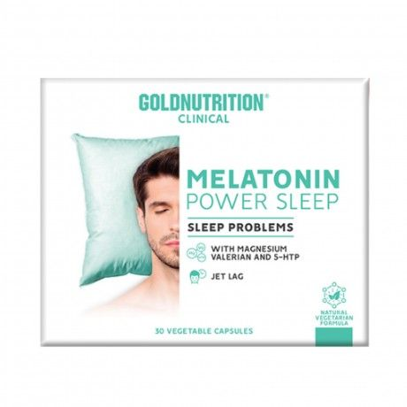 Melatonin Power Sleep 30 VCAPS