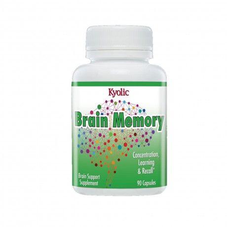 Brain Memory 90 CAPS