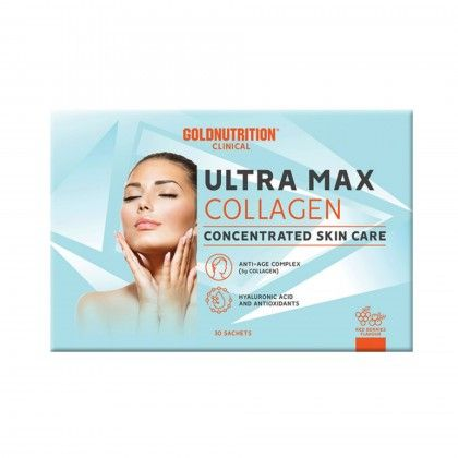 ULTRAMAX COLLAGEN 30 SAQUETAS