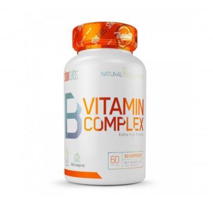 Vitamin B Complex 60 VCaps