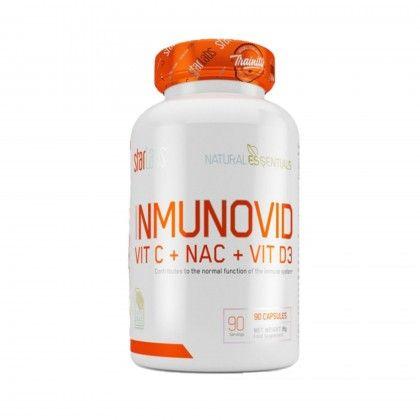 Inmunovid 90 cápsulas