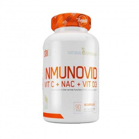 Inmunovid 90 Caps