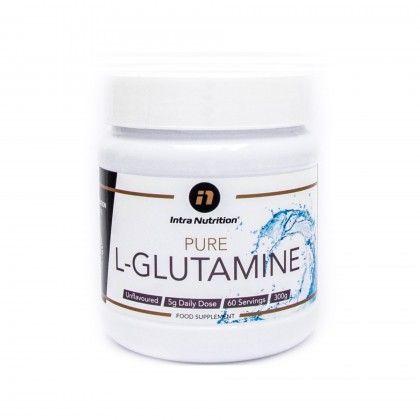 PURE L-GLUTAMINE 300G