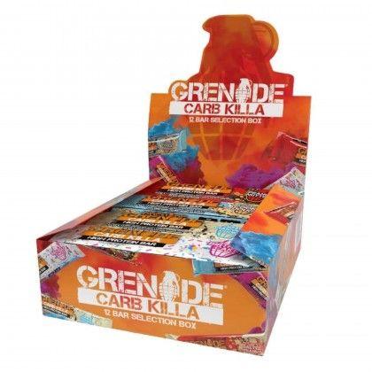 Mixbox Grenade Carb Killa 12x60g