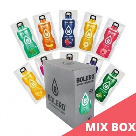 Mixbox Bolero 24x9g