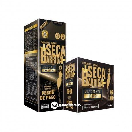 Pack Seca Barriga Ultimate Duo 500ml + 60 Caps