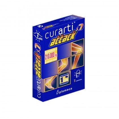 Curarti Attack 7 Comps