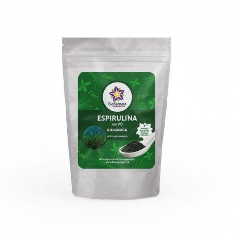 Espirulina Bio 125g