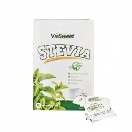 Stevia Branca 100x1g